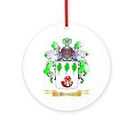 Bernuzzi Ornament (Round)