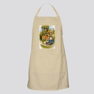 Alice and a Doe Apron