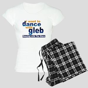 I Want to Dance with Gleb Women's Light Pajamas