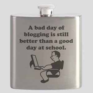 A Bad Day Of Blogging Flask