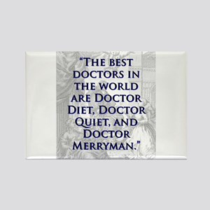 The Best Doctors In The World - J Swift Magnets
