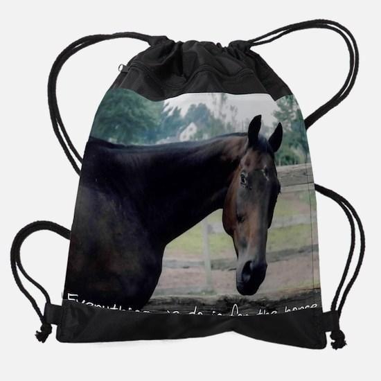 JerrySCR.jpg Drawstring Bag