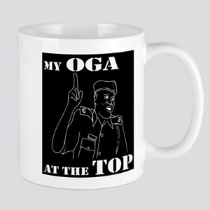 My Oga at the TOP Mug