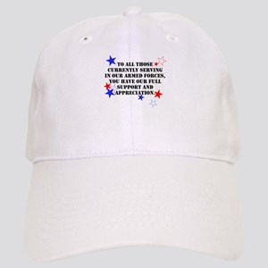 Thank You Baseball Cap
