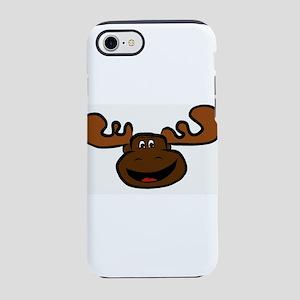 Happy Moose iPhone 7 Tough Case