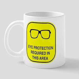 Eye Protection Mug