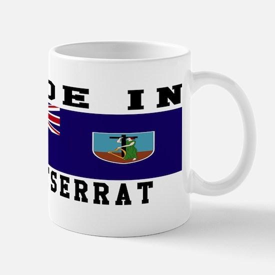 Montserrat Made In Mug