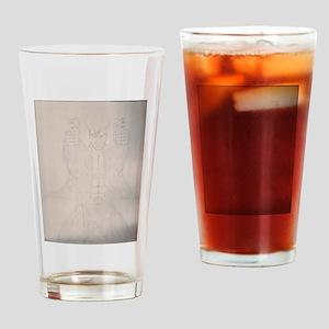 gunner Drinking Glass