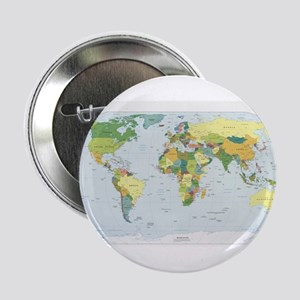 "World Atlas 2.25"" Button"