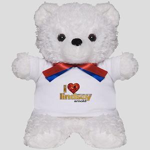I Heart Lindsay Arnold Teddy Bear