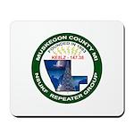 N8UKF Logo Mousepad