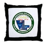 N8UKF Logo Throw Pillow
