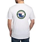 Logo On Back Of T-Shirt