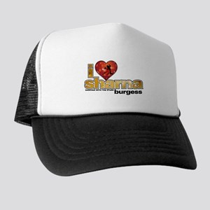I Heart Sharna Burgess Trucker Hat
