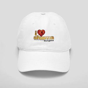 I Heart Sharna Burgess Cap