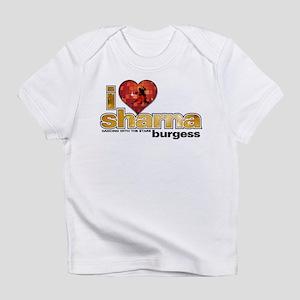 I Heart Sharna Burgess Infant T-Shirt