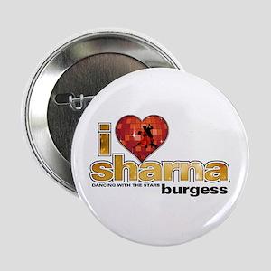 "I Heart Sharna Burgess 2.25"" Button"