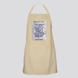 You Should Never Be Ashamed - J Swift Light Apron