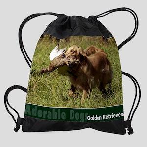 09_2006GoldenAll Drawstring Bag