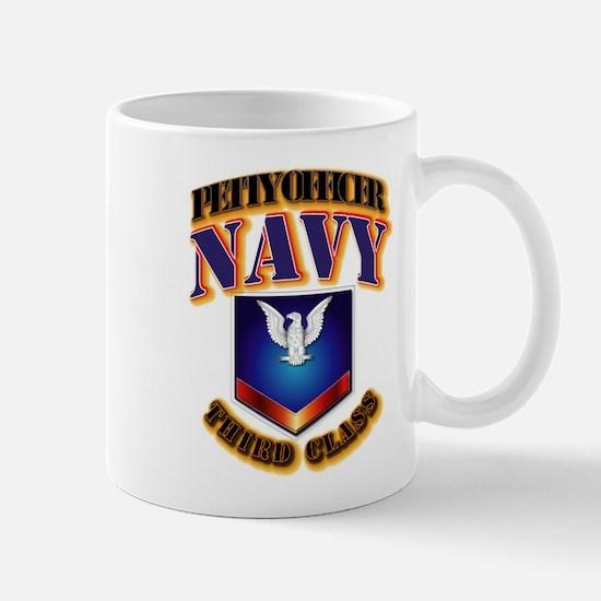 NAVY - PO3 Mug