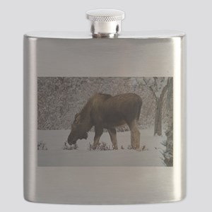 Hungry Moose Flask