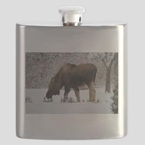Hungry Moose Flask