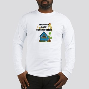 Survived Construction Long Sleeve T-Shirt