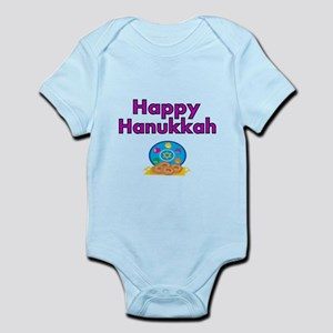 Happy Hanukah Body Suit