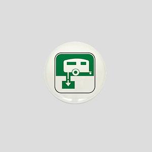 Dump Station Mini Button