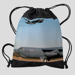 april Drawstring Bag