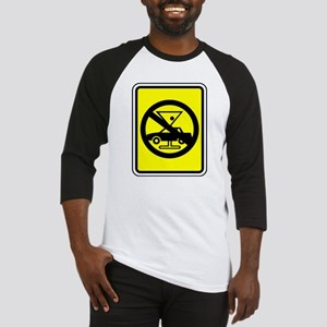 Don't Drink & Drive Baseball Jersey