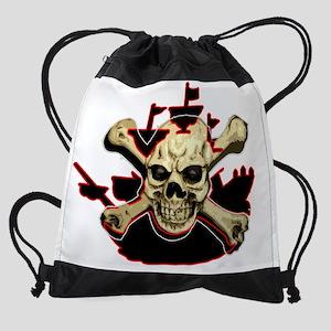 Pirates Drawstring Bag