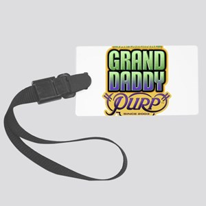Grand Daddy Purp Luggage Tag