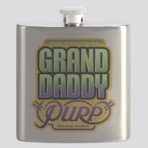 Grand Daddy Purp Flask