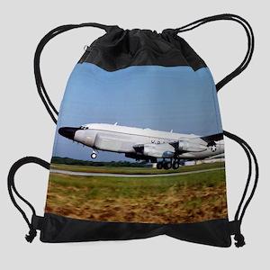 september Drawstring Bag