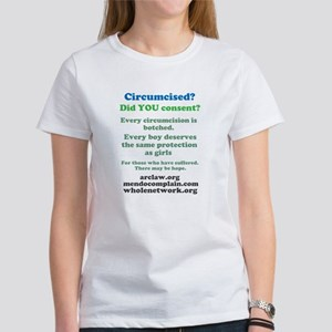 men have rights too. T-Shirt