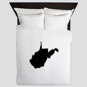 Black Queen Duvet