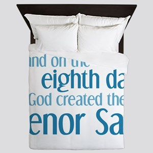 Tenor Sax Creation Queen Duvet