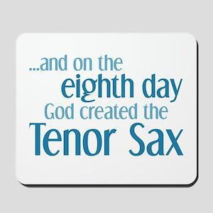 Tenor Sax Creation Mousepad