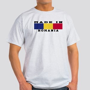 Romania Made In Light T-Shirt