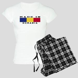 Romania Made In Women's Light Pajamas