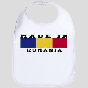 Romania Made In Bib