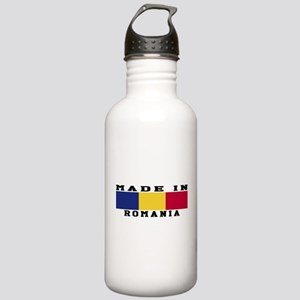 Romania Made In Stainless Water Bottle 1.0L
