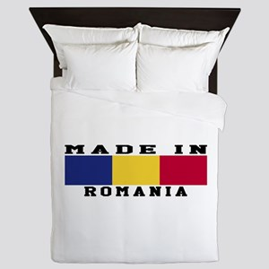 Romania Made In Queen Duvet