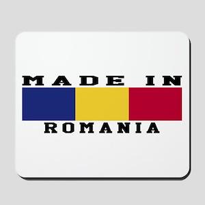Romania Made In Mousepad