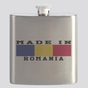 Romania Made In Flask