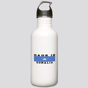 Somalia Made In Stainless Water Bottle 1.0L