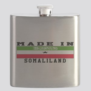 Somaliland Made In Flask