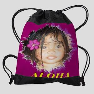 shawnna stamp1A 11.5x9 Drawstring Bag