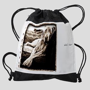 11X9_Nose Drawstring Bag
